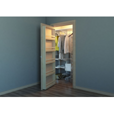 Дверь-шкаф