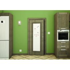 Дверь с магнитно-маркерной доской
