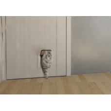 Дверь с лазом для животных